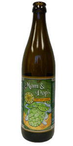 Mom & Pop's Wet Hop Lager