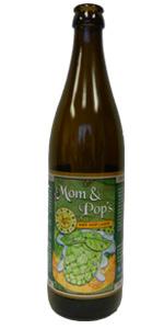 Mom & Pop's Wet Hop Lager