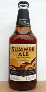 Summer Ale (Sainsbury's Taste The Difference)
