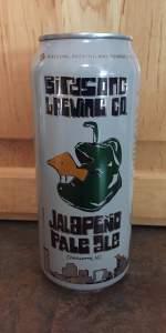 Jalapeño Pale Ale