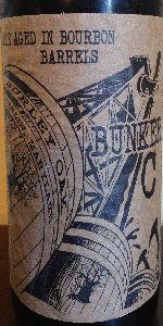 Bunker C-Bourbon Barrel Aged