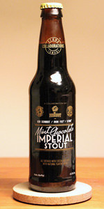 Stone / Ken Schmidt / Iron Fist  Mint Chocolate Imperial Stout