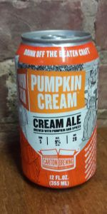 Pumpkin Cream Ale