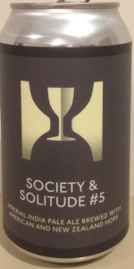 Society & Solitude #5