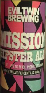 Evil Twin Mission Hipster