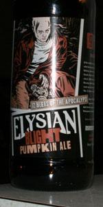 Blight Pumpkin Ale