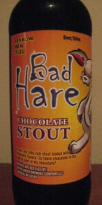 Bad Hare Chocolate Stout