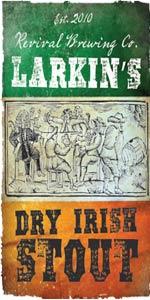 Revival Larkin's Dry Irish Stout