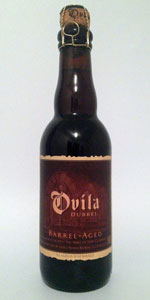 Ovila Abbey Barrel Aged Dubbel