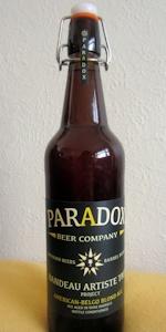 Bandeau Artiste Trip Project: American-Belgo Blonde Ale