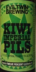 Evil Twin Kiwi Imperial Pils