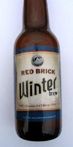 Red Brick Winter Brew