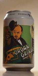 Organ Grinder Amber Ale