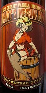 Brandy's Imperial Sundae - Saddlebag Series