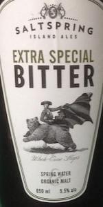 Salt Spring Extra Special Bitter