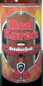 Red Baron Octoberfest