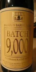 Bell's Bourbon Barrel Aged Batch 9000