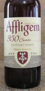 Affligem 950 Cuvee (Belgian Blond Ale)