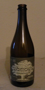 Woodcut No. 6 - Oak Aged American Ale
