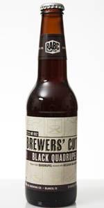 Brewers' Cut Black Quadrupel