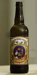 Ichabod Ale 2012