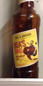 Boa's Bind Amber Ale