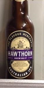Hawthorn Brewing Co. Australian IPA