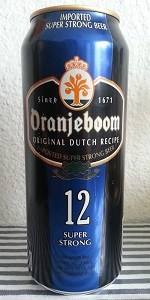 Oranjeboom Super Strong