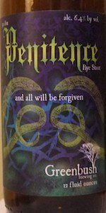 Penitence