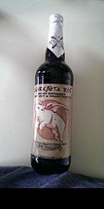 Brandy Barrel Aged Charkoota Rye