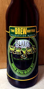Black Rajah The Brew Kettle Taproom Amp Smokehouse