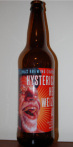 Hysterical Hefeweizen Ale