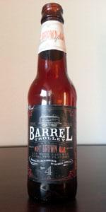 Barrel Trolley Nut Brown Ale