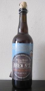 Barrel-Aged Project Brew No. 7 - Ardbeg Whisky