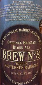 Barrel-Aged Project Brew No. 8 - Sauternes