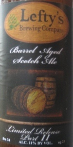 Barrel Aged Scotch Ale Part II