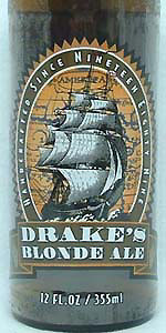 Drake's Blonde Ale
