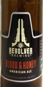Revolver Blood And Honey