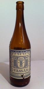 Wild Oats Series No. 22 - Vassar Heirloom Ale