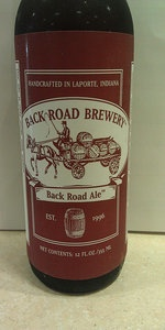 Back Road Ale