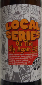 On The Sly Again (Local Series #21)