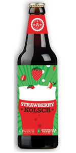 Strawberry Kolsch