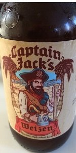 Captain Jack's Weizen