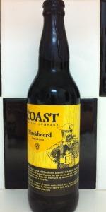 Blackbeerd Imperial Stout (2012) - Blanton's Barrel Aged