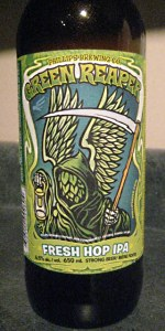 Green Reaper  Fresh Hop IPA