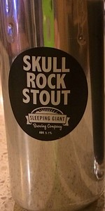 Skull Rock Stout