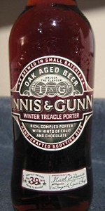 Innis & Gunn Winter Beer 2012