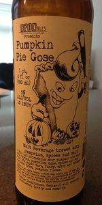 Pumpkin Pie Gose