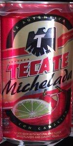 Tecate Michelada