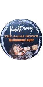 """The James Brown"" An Autumn Lager"